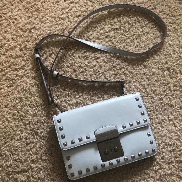 2fb12f96ceaf Michael Kors clutch style crossbody purse